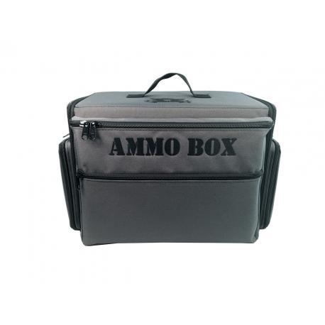 Ammo Box Bag Custom Load Out (Gray)
