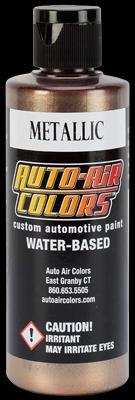 Auto-Air Metallic Light Brown (120ml)