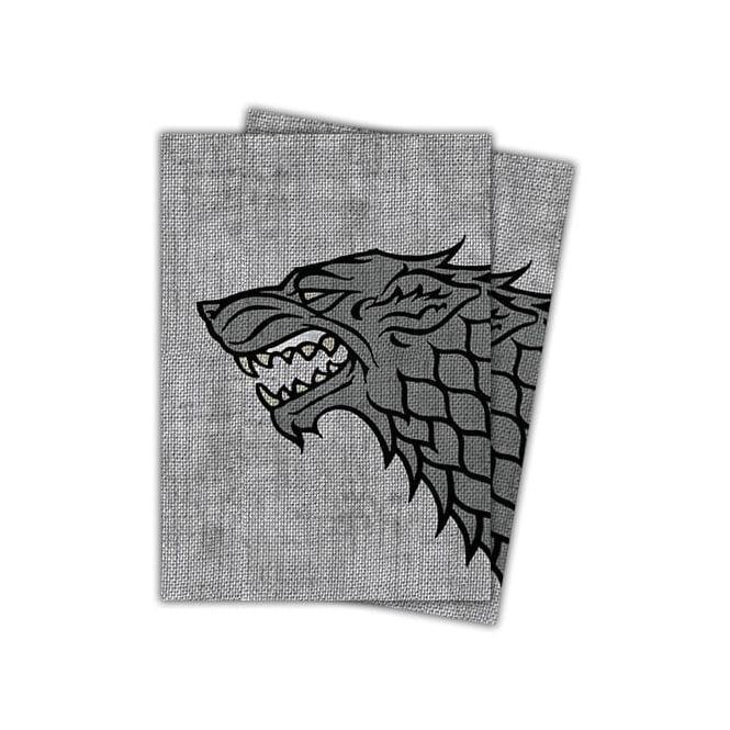 AGOT House Stark Art Sleeve