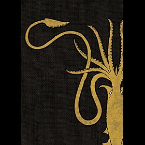 AGOT House Greyjoy Art Sleeve