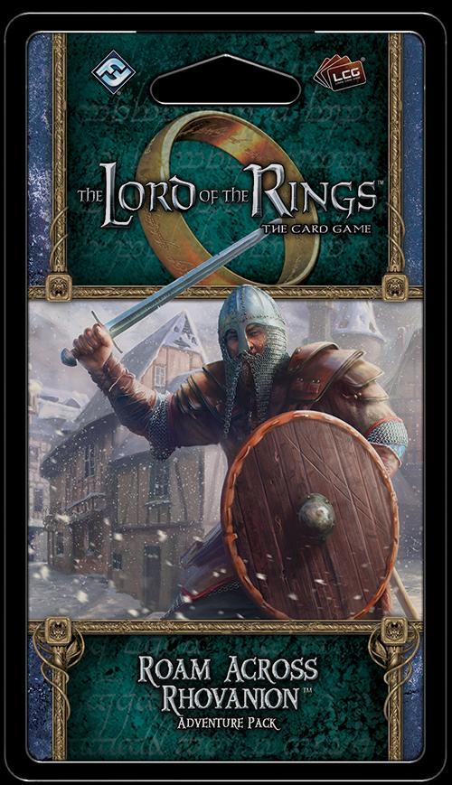Roam Across Rhovanion Adventure Pack: Lord of the Rings LCG