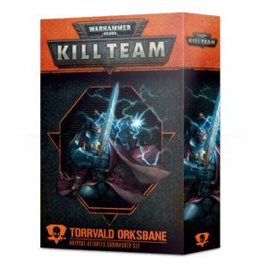 Kill Team Commander: Torrvald Orksbane (English)