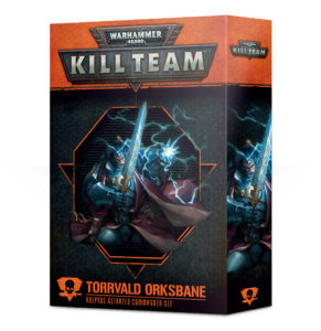 Kill Team Commander: Torrvald Orksbane (English)