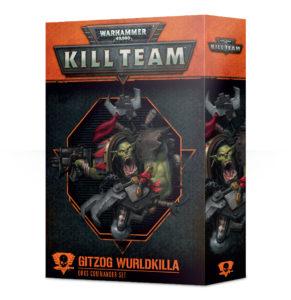 Kill Team Commander: Gitzog Wurldkilla (English)