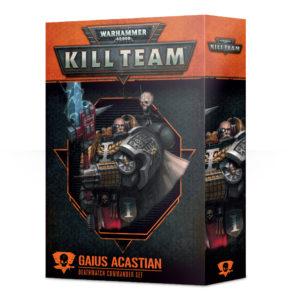 Kill Team Commander: Gaius Acastian (English)