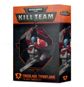 Kill Team Commander: Fireblade Twinflame (English)
