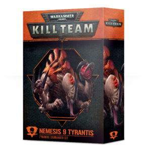 Kill Team Commander: Nemesis 9 Tyrantis (English)