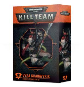 Kill Team Commander: Vysa Kharavyxis (English)
