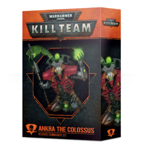 Kill Team Commander: Ankra The Colossus (English)