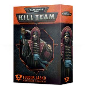 Kill Team Commander: Feodor Lasko (English)