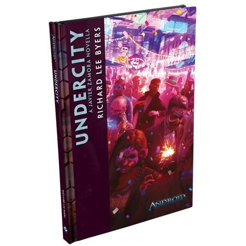 Undercity: Android Novel