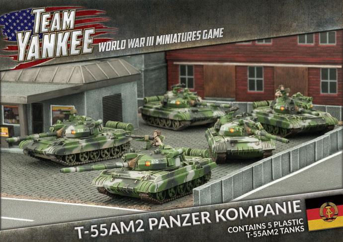 East German T-55