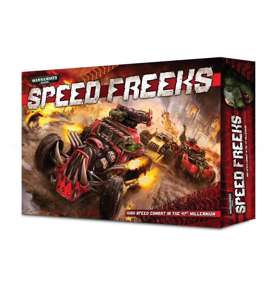 Warhammer 40000: Speed Freeks (English)