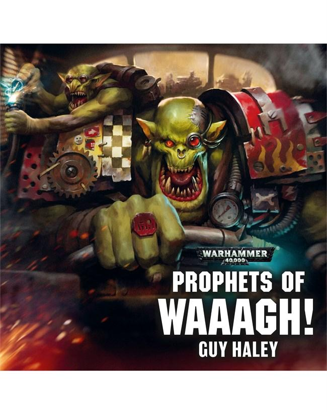 Prophets Of Waaagh! (Audiobook)