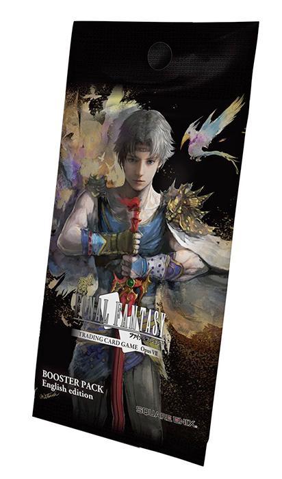 Final Fantasy TCG: Opus 7 Single Booster