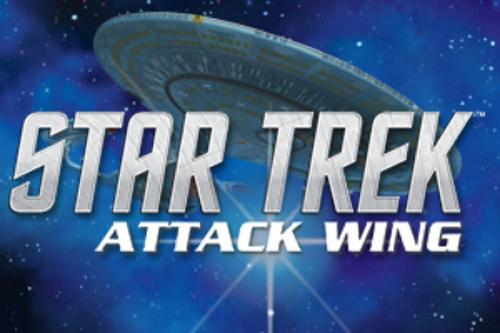 Star Trek: Attack Wing Federation Faction Pack- To Boldly Go...