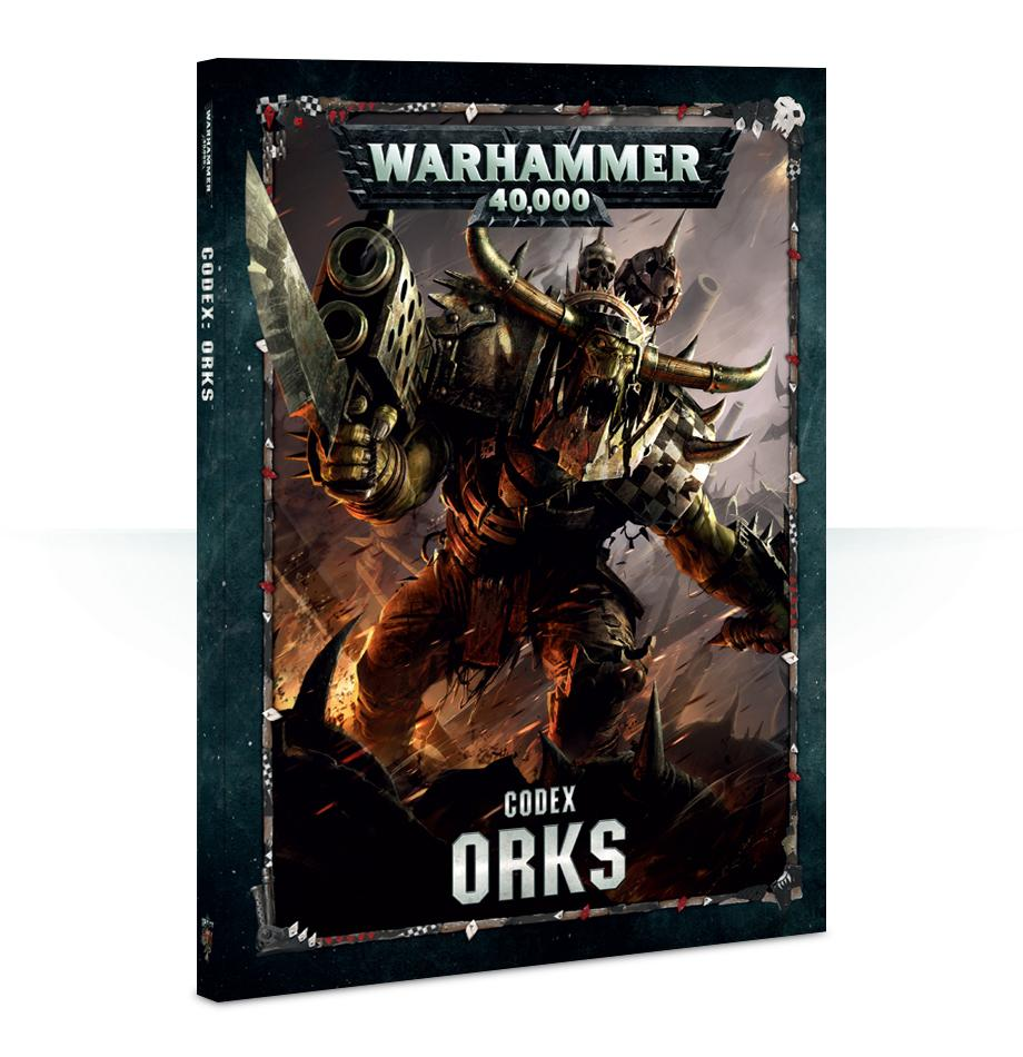 Codex: Orks (Hardback) (English)