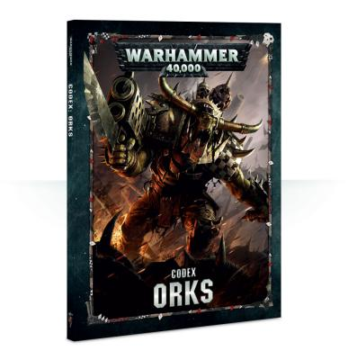 Codex: Orks (Hardback) (English)