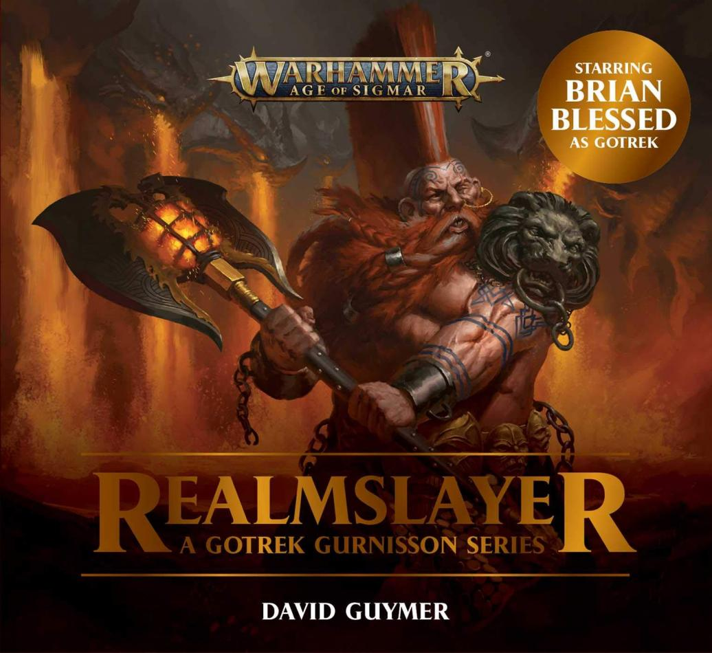 Gotrek: Realmslayer (Audiobook)
