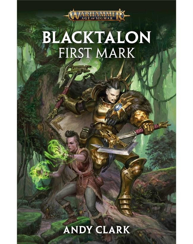 Blacktalon: First Mark (Hardback)