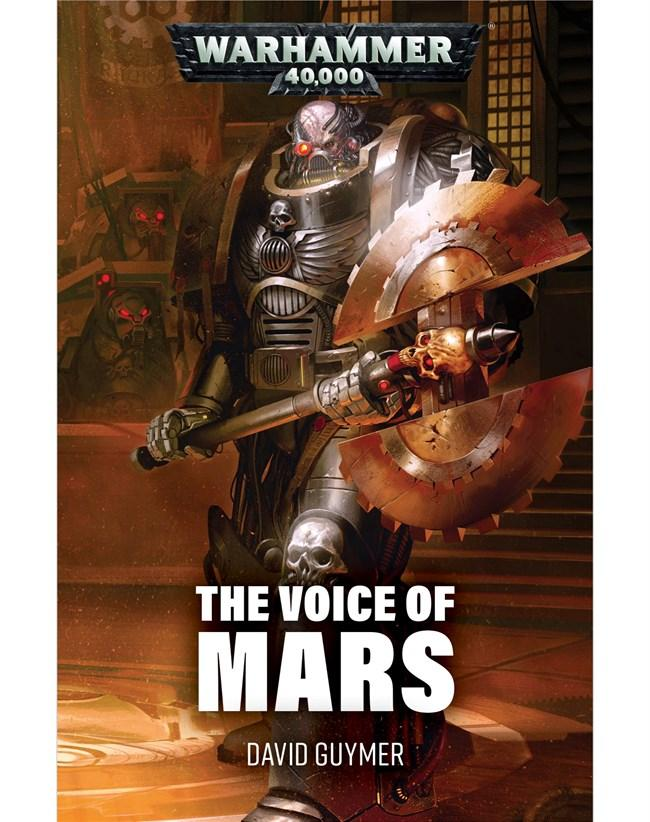 The Voice Of Mars (Paperback)