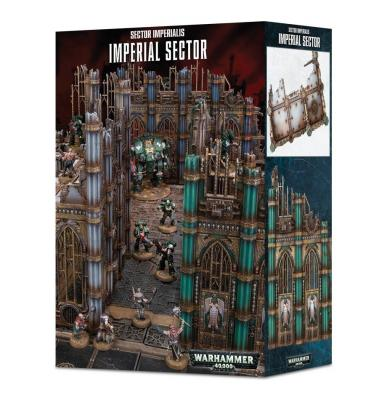 Warhammer 40000: Sector Imperialis