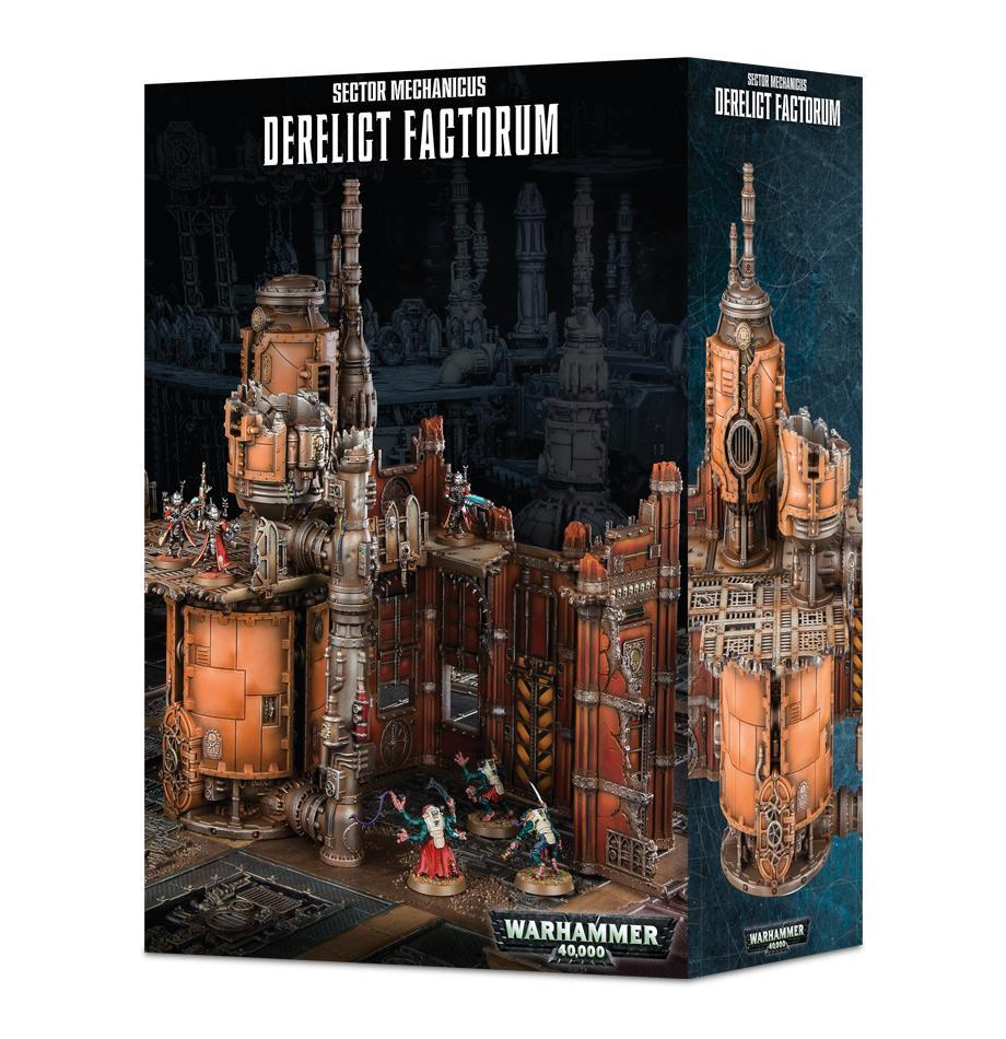 Warhammer 40000: Derelict Factorum