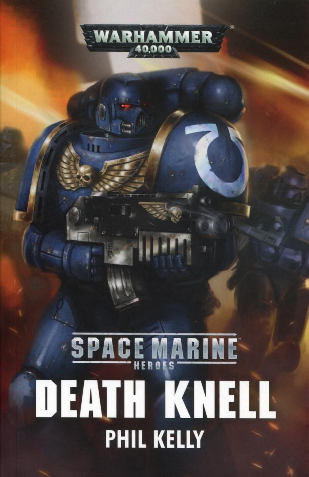 Space Marine Heroes - Death Knell (Paperback)