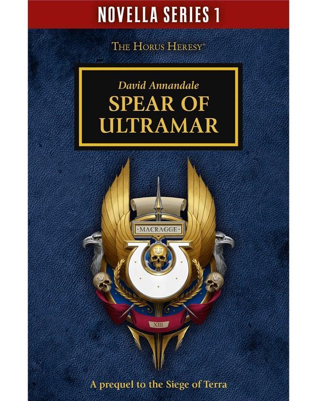 Spear Of Ultramar (Paperback)