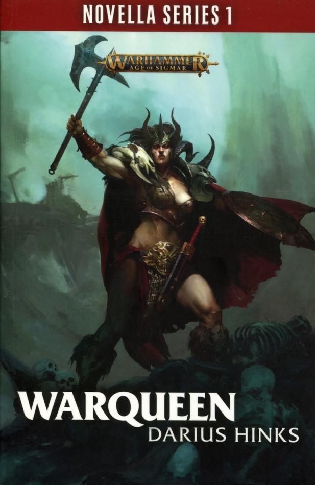Warqueen (Paperback)