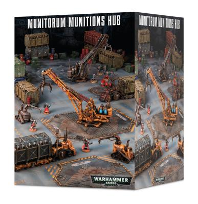 Warhammer 40000: Munitorum Munitions Hub