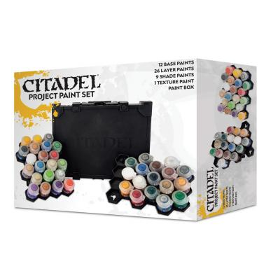 Citadel Project Paint Set (2018)