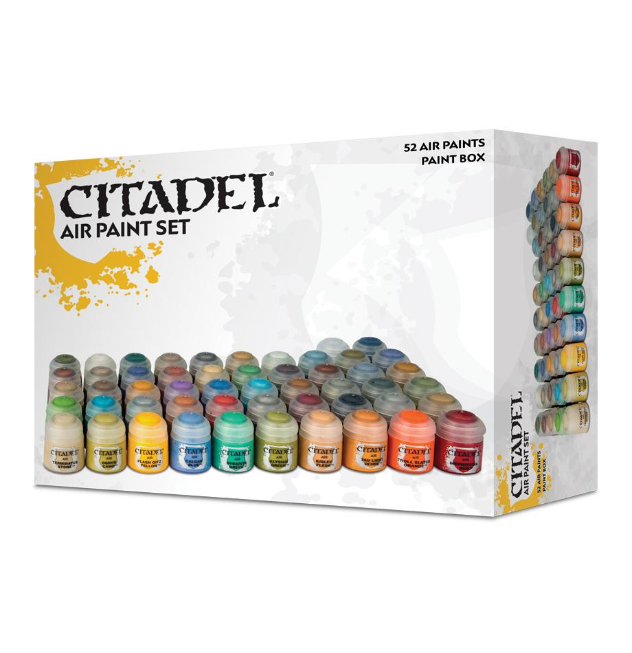 Citadel Air Paint Set (2018)