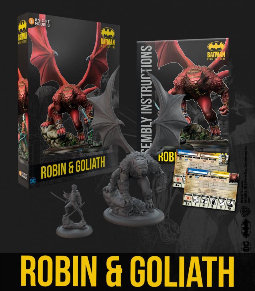 Robin & Goliath