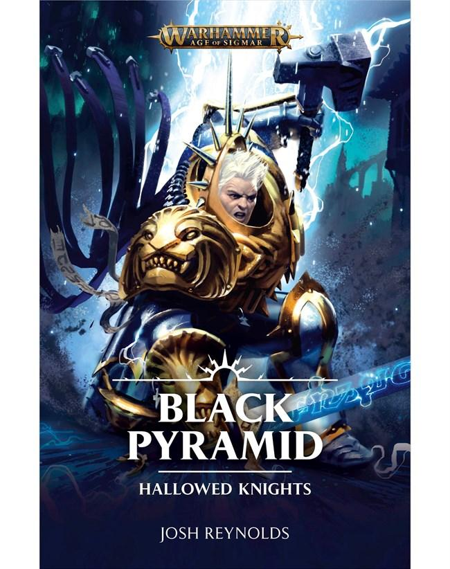 Hallowed Knights: Black Pyramid (Hardback)
