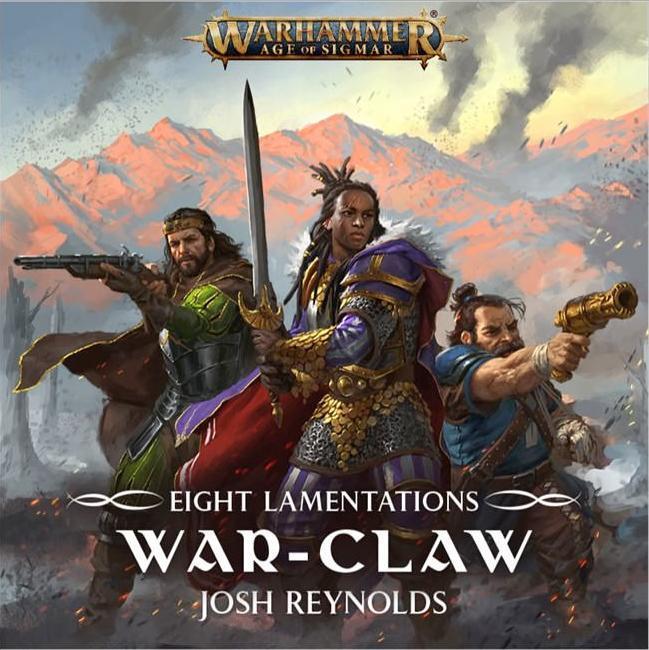 Eight Lamantations: War-Claw (Audiobook)