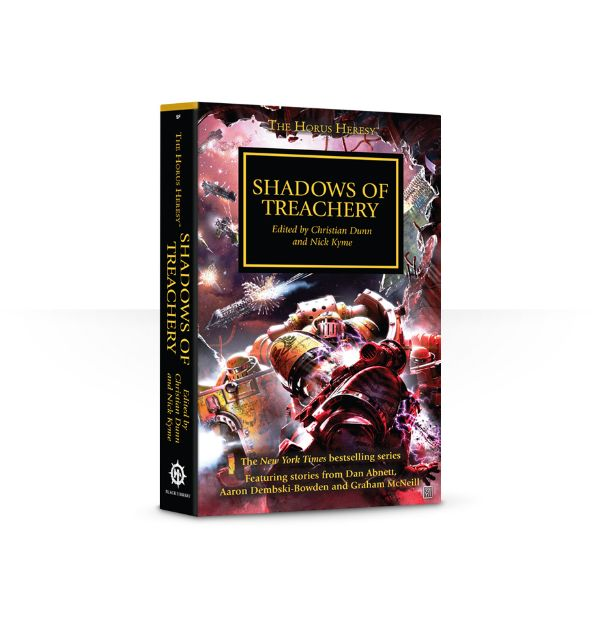 Horus Heresy: Shadows Of Treachery
