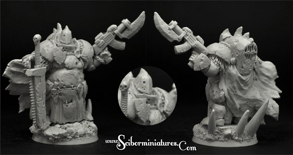 28mm Rotten Lord #4