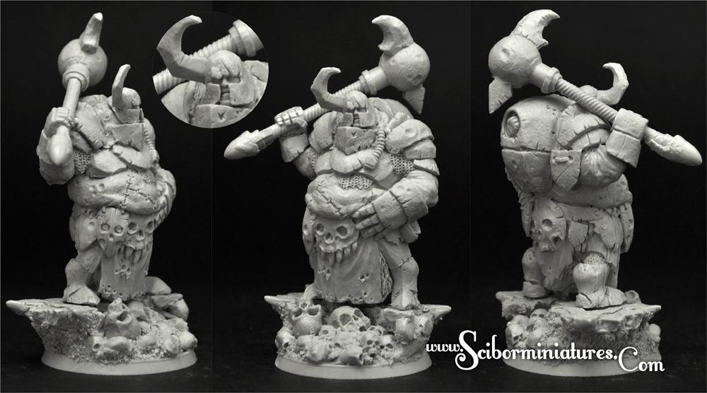 28mm Rotten Lord #5