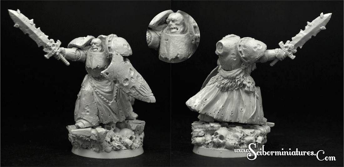 28mm Rotten Lord #6