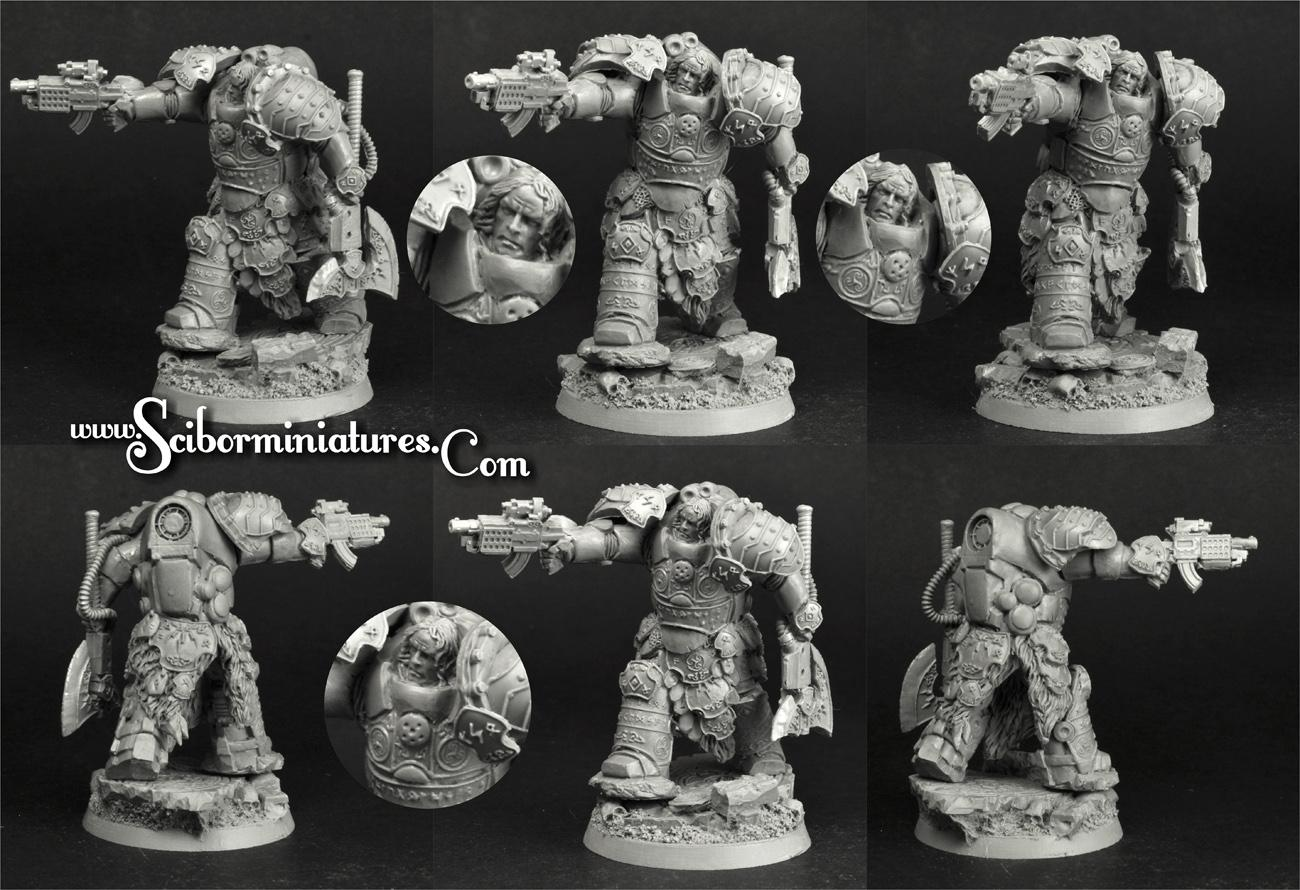 28mm/30mm Celtic SF Lord #4