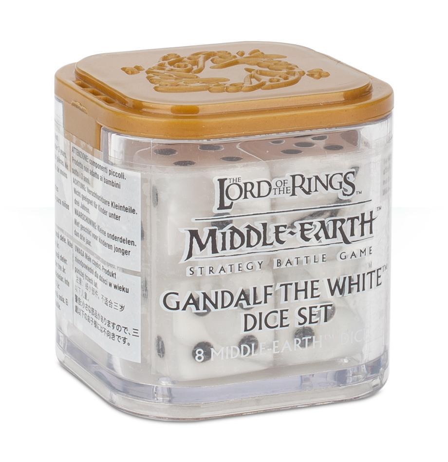 Gandalf The White Dice