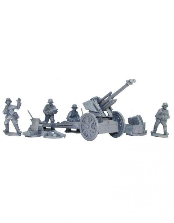 Blitzkrieg German�leFH 18 10.5cm�Medium Artillery (1939-42)