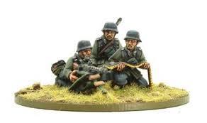 Blitzkrieg German�MG34 MMG Team (1939-42) (Revised)