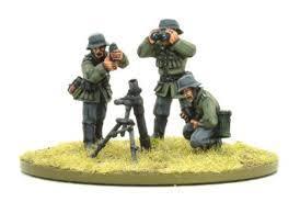 Blitzkrieg German�Medium Mortar Team (1939-42) (Revised)