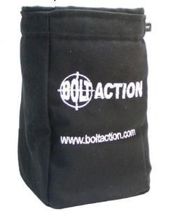Bolt Action German Army Dice Bag & Order Dice (Grey)