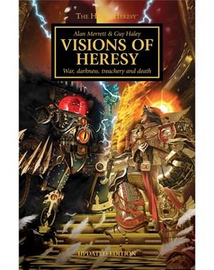 Horus Heresy: Visions Of Heresy (Hardback)