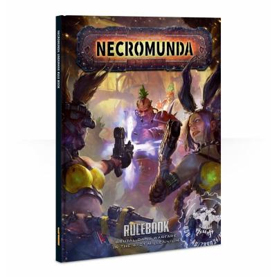 Necromunda: Rulebook (English)