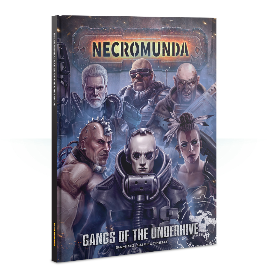 Necromunda: Gangs Of The Underhive (English)