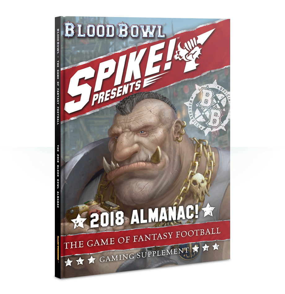 Blood Bowl Almanac 2018 (English)